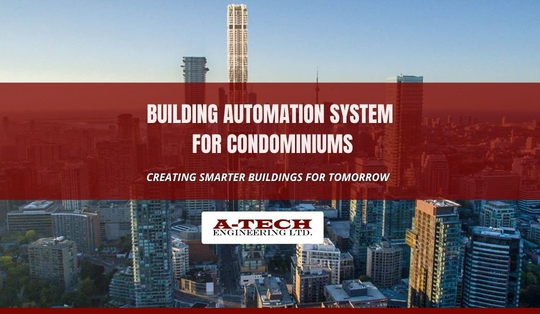 building automation system for condominiums